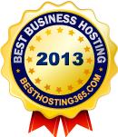 Best Business Hosting 2013 - besthosting365.com