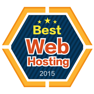 Best Business Hosting Award 2015 - BestHosting365.net