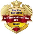 Best Dedicated Server Host 2012 - BestWebHostSearch.com