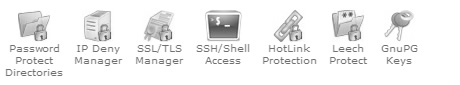cpanel top security features
