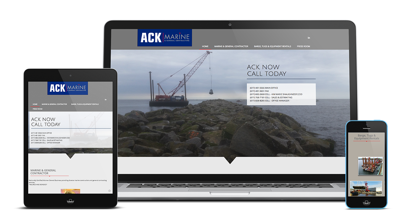 Ack Marine Contracting