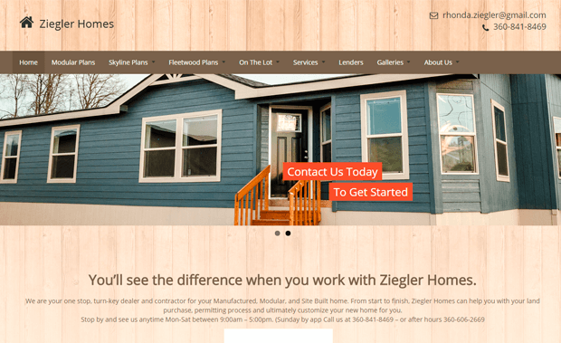 Ziegler Homes