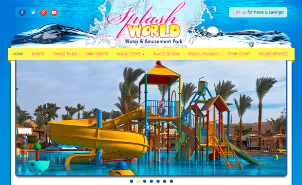 Splash World