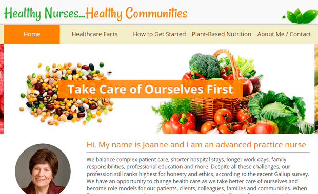 Healthy Nurses... Healthy Communities