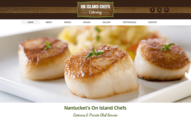 On Islands Chef