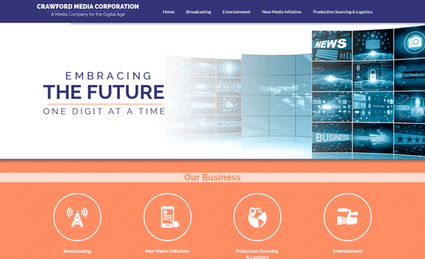 Crawford Media Corporation