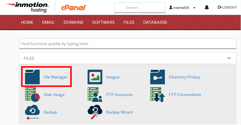how to upload a joomla website using cpanel