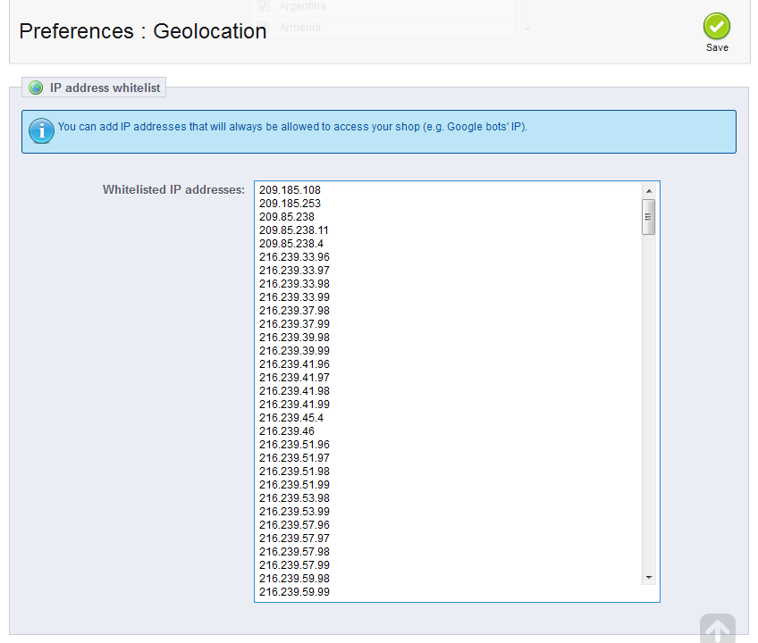 preferences-geolocation-whitelist