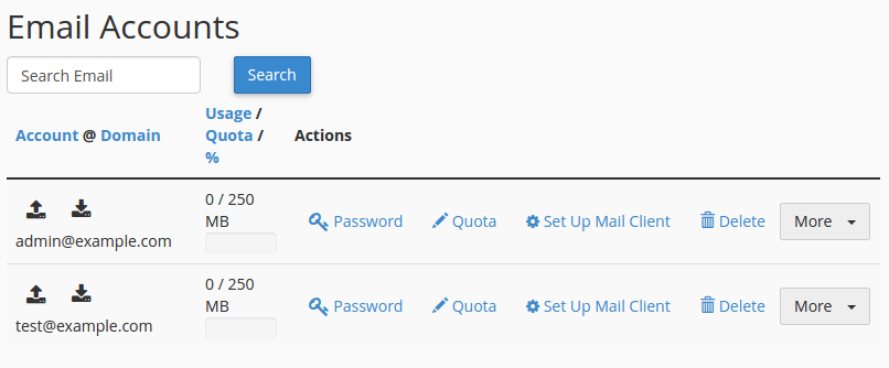 How to Create an Email Account in cPanel | InMotion Hosting