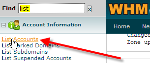 click-on-list-accounts