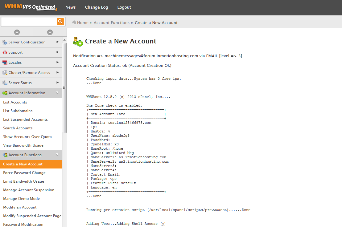 Shop customer account create/downloader - New_cpanel_account_has_been_created_success_page