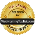 Top Uptime - WebHostingToplist.com
