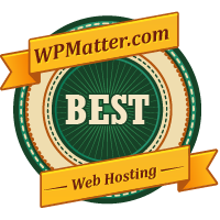 Best Web Hosting - WP Matter