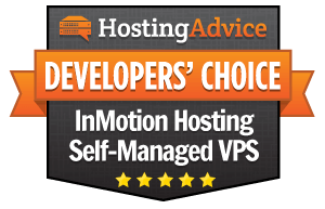 Self Managed VPS Developers' Choice Award