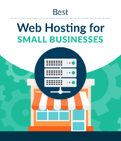 Best Web Hosting for small business Award - websitebuilderexpert.com