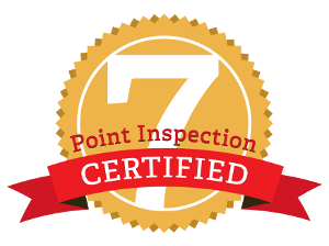 7 Point Inspection Certified
