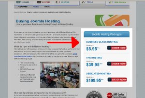 buy joomla hosting