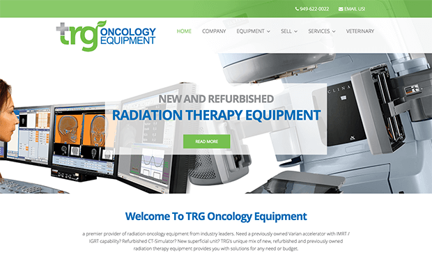 TRG Oncology Equipment