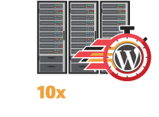 Wordpress Hosting with free SSDs