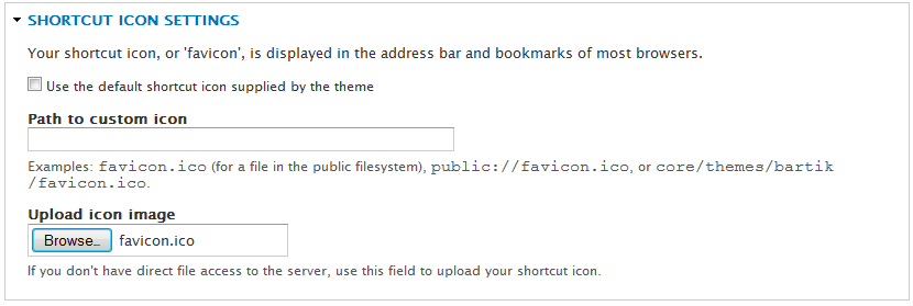 thesis theme favicon uploader Favicon uploader for use with the genesis theme framework for wordpress change the default favicon by uploading an new one in the wp-admin dashboard.