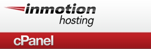 cPanel InMotion Hosting logo - new look