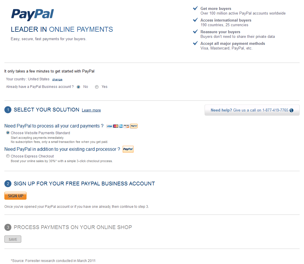 314: Installing and configuring the Paypal module in PrestaShop ...