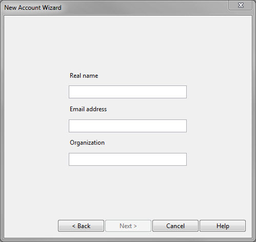new account wizard-step 2