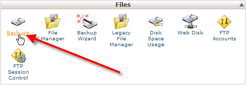 cpanel-click-on-backups