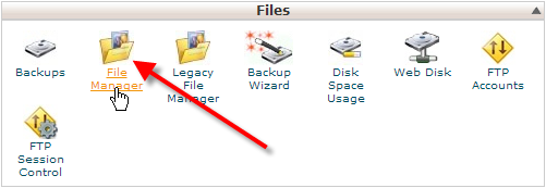 cpanel-click-on-file-manager